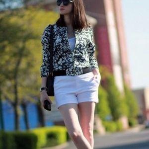 Zara Jackets & Blazers - 💝SOLD💝 Zara women Bomber jacket Sz M