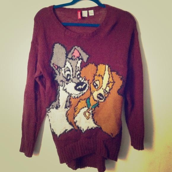 H&m Sweaters Disney H&m Lady