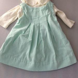 NWT Gap long sleeve onsie and dress