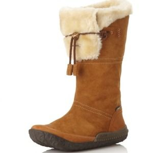 Cushe Cabin Fever Shoes - Cushe Cabin Fever WP Boots in Tan