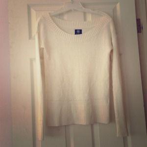 American Eagle White Sweater!