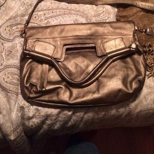Foley + Corinna Bags - Foley and Corinna bronze mid city tote