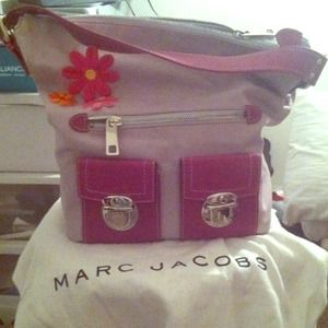 Marc Jacobs Handbags - Authentic Marc Jacobs Lavander Bag