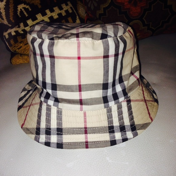 18f19c390ab Burberry Accessories - Burberry authentic reversible bucket hat-NWOT