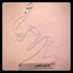 Poshmark Jewelry - Perfect necklace for the Poshmark Addict