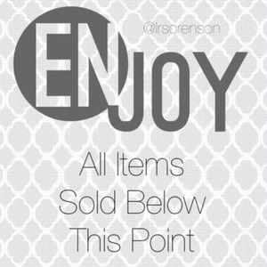 Accessories - All sold below! ❤️