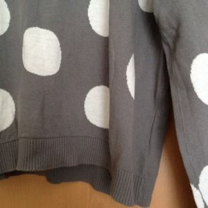 i heart ronson Sweaters - [ s a l e ] polka dot sweater 3