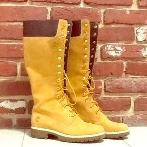 b91f312d928d Timberland Shoes - Timberland high boot.