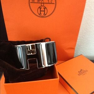 💯AUTHENTIC HERMES LARGE BRACELET