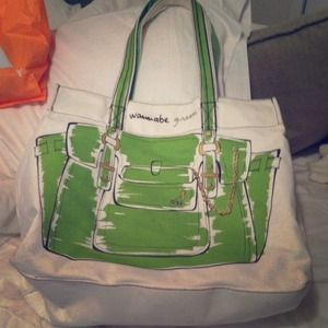 Henri bendel Travel Tote
