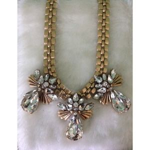 👑2X HP👑 NWT Beautiful J.Crew Necklace