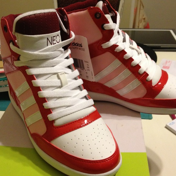 Adidas Neo Wedge Shoes