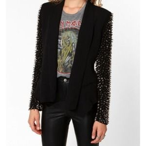 lush Jackets & Blazers - Beaded blazer - brand new