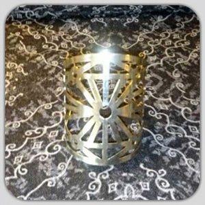 Open Wide Cuff Bracelet