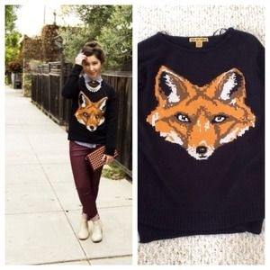 HP FOXY sweater 