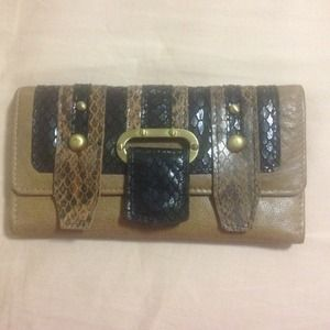 LETHER ASOS wallet 