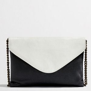 J.Crew Envelope Clutch💞