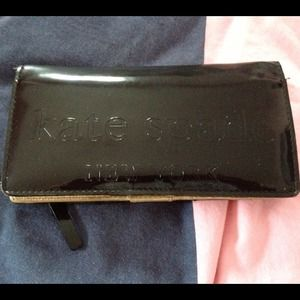 kate spade Clutches & Wallets - Authentic black Kate spade wallet!