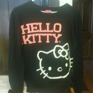 NWOT Hello kitty pullover sweater