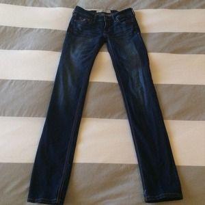 Hollister Denim - ❤️ SALE ❤️Hollister skinny jeans size 0 waist 24