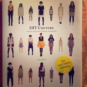 40 off other diy couture create your own fashion for Own the couture