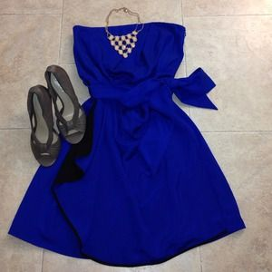 Don't miss out💙 NWOT express dress