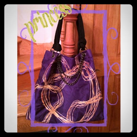 defc9f50eb Vera Wang Princess Huge shopper tote bag. M 52e846f232fe14086f1723fe