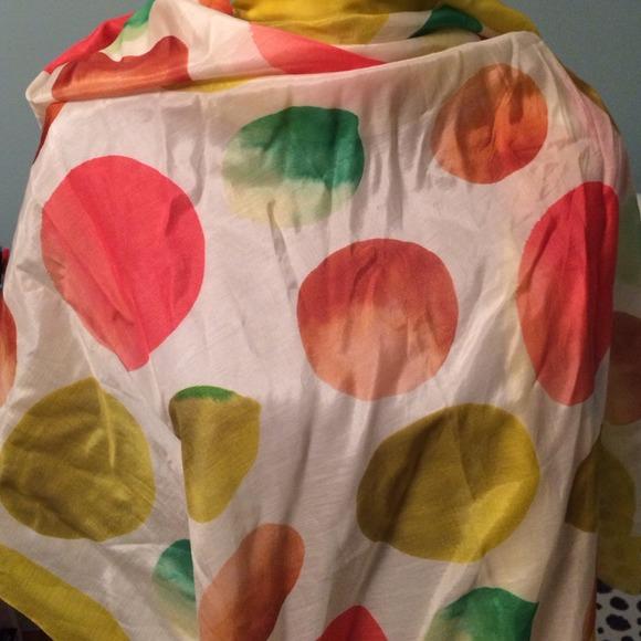 Ann Taylor Accessories - Beautiful bright scarf
