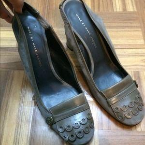 Marc Jacob heels shoes