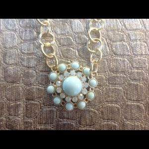 Jewelry - Turquoise statement necklace brand new