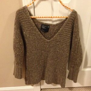 Knitted American Eagle sweater