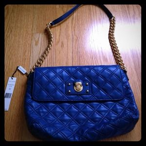 Marc Jacobs single quilted satchel