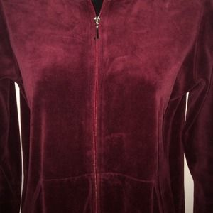 73cdb44ecd4 Juicy Couture Jackets   Coats - 🚫SOLD ON VINTED Juicy couture red zip up  jacket