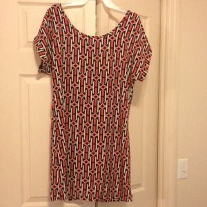 Bundled Super fun print dress!