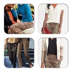 Banana Republic Pants - Beautiful leopard print pants! 4