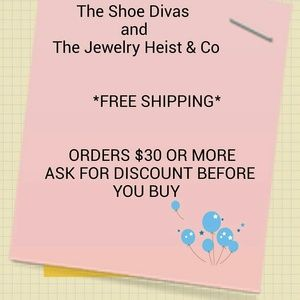 Jewelry - FREE SHIPPING