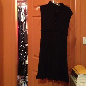 Knitted dress, Jessica Simpson