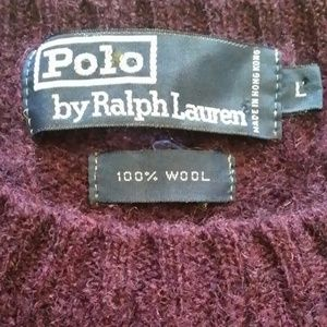 A L E | Wool Sweater