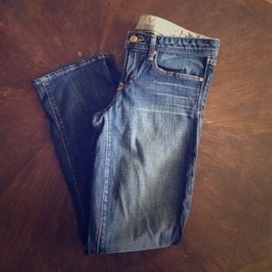 GAP Denim - Gap 1969 Real Straight Jeans