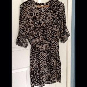 Dresses & Skirts - Tribal Print Dress