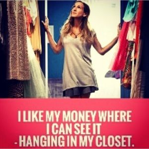 #closetcrush
