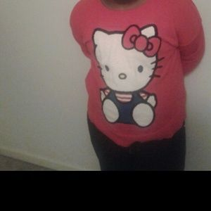 ????? Cutie Hello Kitty Cashmere Sweater????