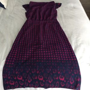 Tory Burch Cap Sleeve Dress