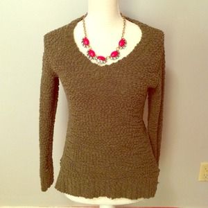 t/o Sweater - Size Small