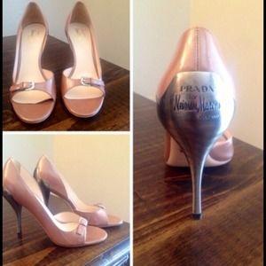 Prada Shoes - Limited addition Niemen Marcus PRADAS. NEW IN BOX