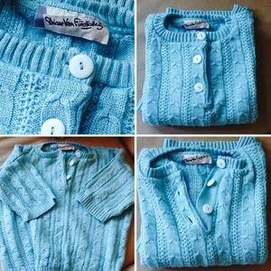 Diane von Furstenberg Sweaters - Vintage DVF Sweater