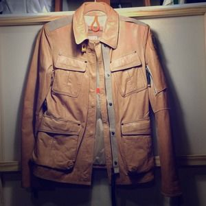 Parajumpers Jackets & Blazers - Leather Parajumpers