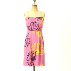 Perfect for summer! Anthro Agave Burst Dress size