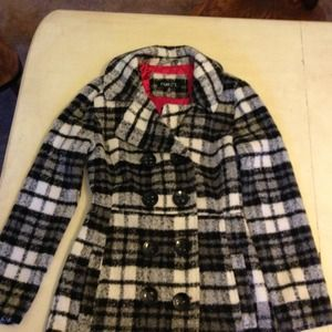 Outerwear - Small rue 21 coat. $5.00.