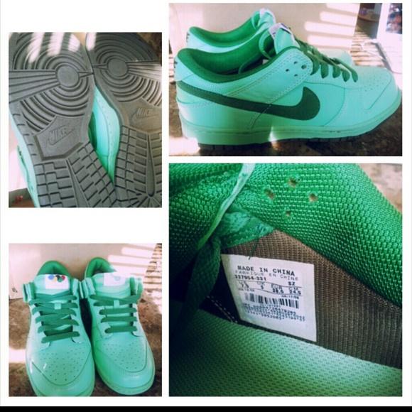 sale retailer 151a6 6d01b Nike Dunk Low Premium QS Olympic sz 7.5